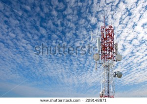 stock-photo-communications-tower-with-antennas-on-blue-sky-229148671